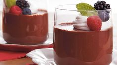 Add a touch of elegance to your next dessert offering with this easy, make-ahead chocolate-coffee mousse.