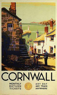 Travel Cornwall by train