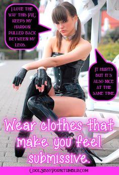Wear make How to bondage