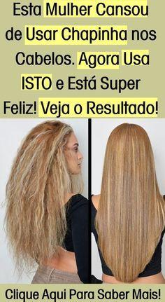 084545e08 Alisar o cabelo é o desejo de muitas mulheres. Seja por preferência  estética ou por