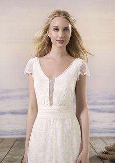 Robe de mariee noce blanche