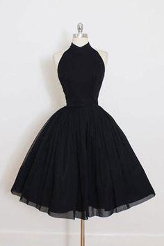 Custom Prom Dresses #CustomPromDresses, Prom Dresses Short #PromDressesShort, Black Prom Dresses #BlackPromDresses, Chiffon Prom Dresses #ChiffonPromDresses