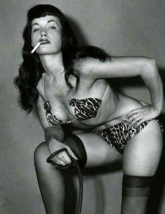 Erotic whipping demonstration