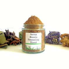 Garam Masala Seasoning Blend Asian Indian by ALLSPICEEMPORIUM