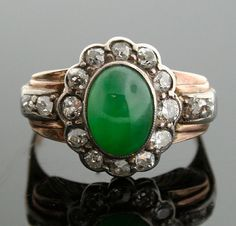 Antique Jade Ring