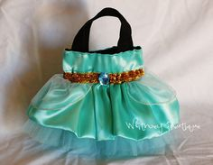 Jasmine Princess Tote Bag by WhitneyBoutique on Etsy, $8.00