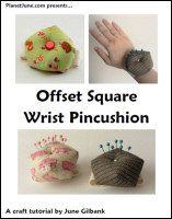 offset square wrist pincushion tutorial