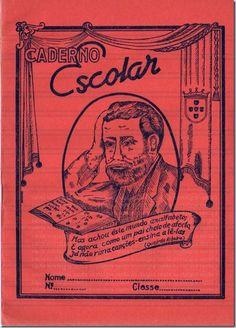 Santa Nostalgia: João de Deus - Caderno escolar