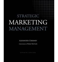 Strategic Marketing Management (7th edition) offers a comprehensive framework for strategic planning and outlines a structured approach to identifying, understanding, and solving marketing problems. For business students, the theory advanced in this book is an essential tool for understanding the logic and the key aspects of the marketing process. For managers and consultants, this book presents a...
