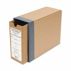 """NEW - Recycled Fiberboard Binding Case, 11 x 8-1/2, 3-1/8"""" Capacity, Kraft - B50H by Globe Weis. $21.12. Basic Strength?For light-duty stacking and storing Pull out binder for reference, slide into case for storage. Fiberboard with metal arch rings (2-3/4"""" c. to c.). Adjustable compressor. Sleeve & drawer lid closure. A minimum of 50% post-consumer content. Inside dimensions listed below (w x h x d). Capacity Range [Max]: 3 1/8""""; Sheet Capacity: 700; Color(s): Kraft."""