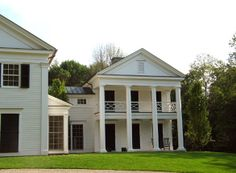 Greek Revival House, residential architecture