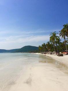 Sao Beach - Phu Quoc Island Kien Giang Province #vietnam