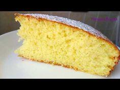 ИТАЛЬЯНСКИЙ Пирог без ВЕСОВ или 12 ложек - YouTube Oreo Cake, Pastry Cake, Easy Cake Recipes, Cornbread, Vanilla Cake, Baked Goods, Food And Drink, Cooking Recipes, Baking