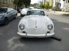 1959 Porsche 356A for sale - Classic car ad from CollectionCar.com.