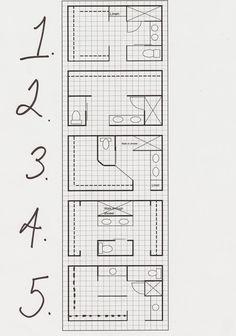 Master Bathroom Closet Floor Plans bathroom and closet floor plans |  plans/free 10x16 master