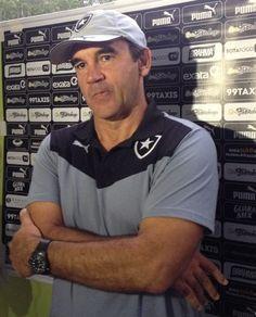 BotafogoDePrimeira: Ricardo aprova teste, confirma Lizio e espera por ...