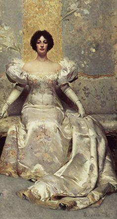 La Femme (detail), Giacomo Grosso (Italian 1860–1930)