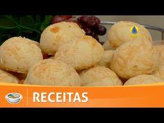 Santa Receita | Mini-Curso de panificação: pão de queijo por Júlio Cruz - 20 de fevereiro de 2017 - YouTube