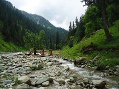 Hanthi Nala, neelum Valley Azad Kashmir   Flickr - Photo Sharing!