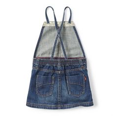 Destination Denim Jumper   This simple style is a perfect pick for wherever you wander, near or far.