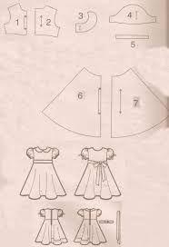 como costurar vestidos de bebes - Pesquisa Google