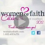 Women of Faith 2012! Celebrate What Matters.