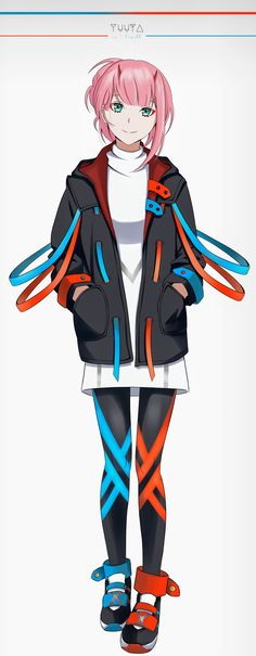 Costume Anime Zero Two - Darling in the FranXX Kawaii Anime Girl, Anime Art Girl, Manga Girl, Querida No Franxx, Cute Anime Coupes, Waifu Material, Film D'animation, Estilo Anime, Zero Two