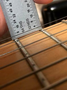 Guitar Neck, Step Guide, Music Stuff, Acoustic Guitar, Guitars, Acoustic Guitars