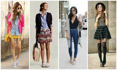 Hoje o blog traz inspirações de looks estilosos e arrumadinhos sem salto. Estar arrumada e elegante não é sinônimo de ter que usar saltos. Se você não abre mão do conforto e não gosta do salto vem dar uma olhada no blog.