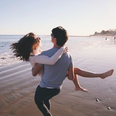 Love of my life, couples at the beach, cute couples, couple beach, photo .