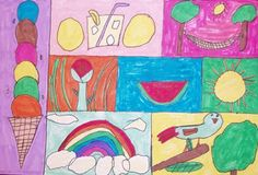 mrspicasso's art room: First Grade