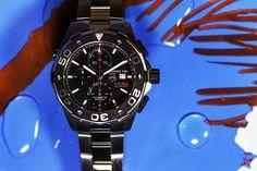 Tag Heuer Aquaracer Limited Edition Calibre 16 CAJ2111.BAO872 - for sale - Govberg via Perpetuelle