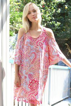 Punta Mita Pink Beach Dress  #kaftans #kaftan #tunic #tunics #blog #blogger #fashionblogger #fashionblog #stylist #style #bondilifestyle #bondi #beach #beachstyle #beachfashion #onlineshop #onlineshopping #summerscoming #resort #resortchic #resortstyle #vacation