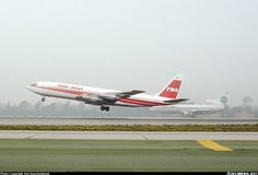 Aviation Photo Boeing - Trans World Airlines - TWA Boeing 707, Civil Aviation, Airplanes, World, Classic, Derby, Planes, Aircraft, The World