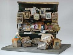 Timeless Miniature Vignettes by Iris Arentz | Features | Collectors Club of Great Britain