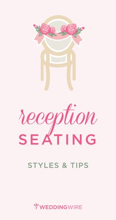 Our top wedding reception styles and tips for the ideal dining experience!