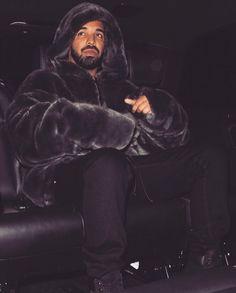 Drake wearing FentyxPuma  #drake