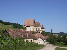 Biertan and its Fortified Church #World Heritage