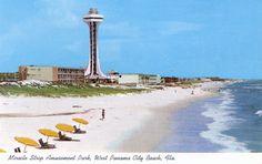 Miracle Strip, Panama City Beach, FL.