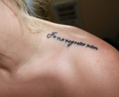 """non je ne regrette rien - love this placement, but i'd probably do """"i carry your heart"""""""
