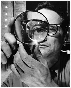 Andreas Feininger Self-portrait 1946