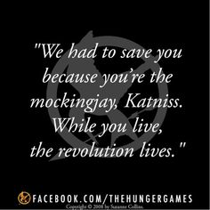 Hunger Games Quote