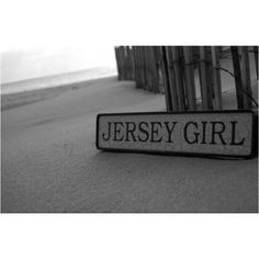 Jersey Girl down the shore.