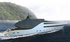Young Designer of the Year finalist Juan Ortiz Rincon, presents Anaconda: A modern explorer superyacht concept. Juan Ortiz Rincon is pleased to Sailboat Yacht, Yacht Boat, Anaconda, Explorer Yacht, Guest Cabin, Lower Deck, Float Your Boat, Luxury Homes Dream Houses, Shore Excursions