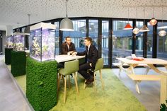 Team Bank HQ - Picture gallery