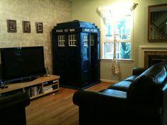 The TARDIS at home | Flickr - Photo Sharing!