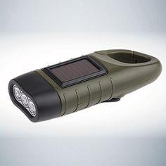 $5.54 (Buy here: https://alitems.com/g/1e8d114494ebda23ff8b16525dc3e8/?i=5&ulp=https%3A%2F%2Fwww.aliexpress.com%2Fitem%2FPortable-3-LED-Hand-Crank-Dynamo-Solar-Power-Torch-Flashlight-Camping-Mountaineering-2015-ABS-Green%2F32725974118.html ) Portable 3 LED Hand Crank Dynamo Solar Power Torch Flashlight Camping Mountaineering 2015 ABS Green for just $5.54