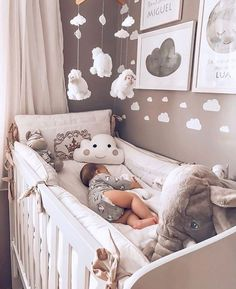 30 elegant modern nursery design and decor ideas for babies # baby . 30 elegant modern nursery design and decor ideas for babies # baby . Baby Nursery Decor, Baby Bedroom, Baby Boy Rooms, Baby Boy Nurseries, Baby Decor, White Nursery, Baby Nursery Ideas For Girl, Unisex Nursery Ideas, Babies Nursery