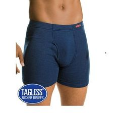 Hanes Boxer Briefs Style 7349Z5 Men's Assorted 5-Pack Comfort Soft Waistband  #Hanes #BoxerBrief