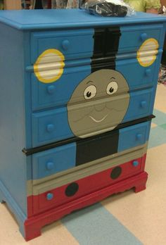 55 best Thomas The Train Room images on Pinterest | Train bedroom ...